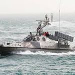 A Look At Iran's Brown Water Navy