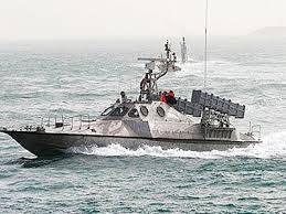 A Look At Iran's Brown Water Navy