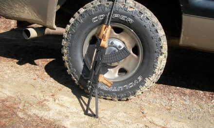 Non-Tactical Vehicle Tire Upgrades