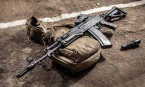 A Look At India's AK-203