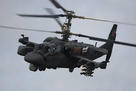 OPFOR Close Air Support: KA-52 Alligator