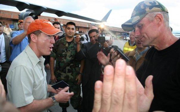 Jungle Crash: Notes on Operation Jaque