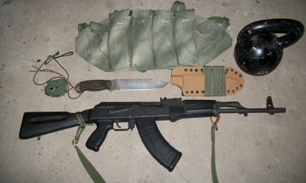 Arm Thy Neighbor: The Type 81 Chest Rig