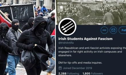 Introducing: The Irish Antifa Project