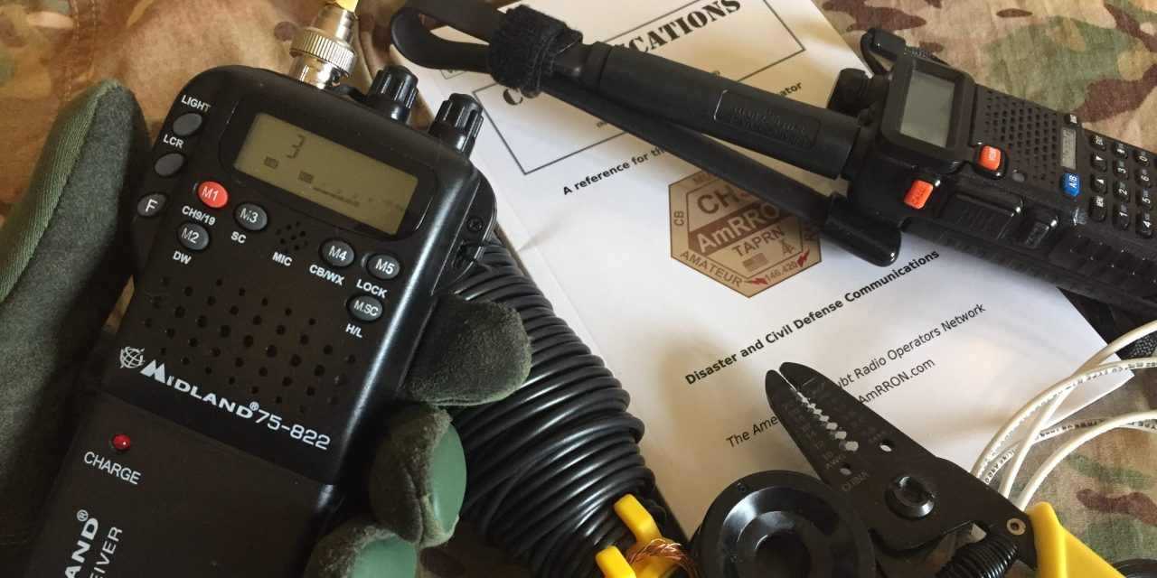 CB Radio- The Poor Man's HF Radio Communications