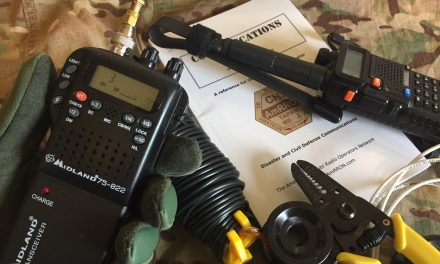 CB Radio- The Poor Man's HF Radio Communications
