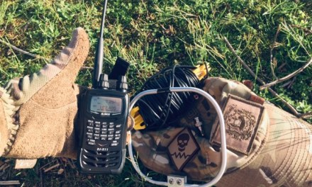 Alinco DJ-X11 and The Poor Man's SIGINT Station, by Holy Serf