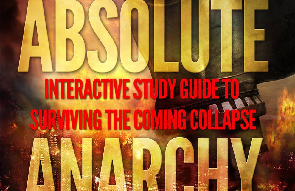 Book Review- Absolute Anarchy by Johnny Jacks