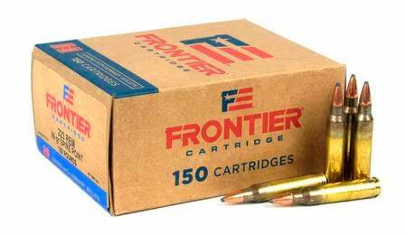 Friday Ammo Grab: Hornady Frontier