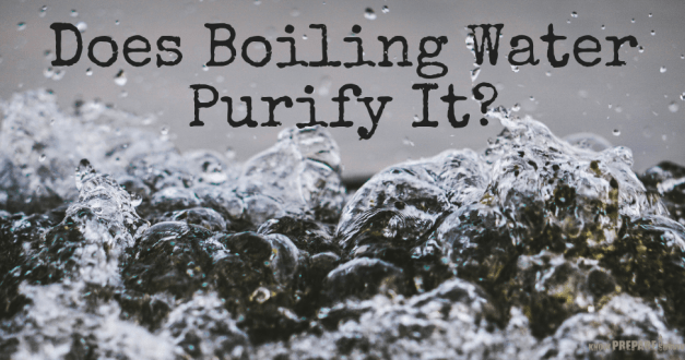 Guest Post: Does Boiling Water Purify It?