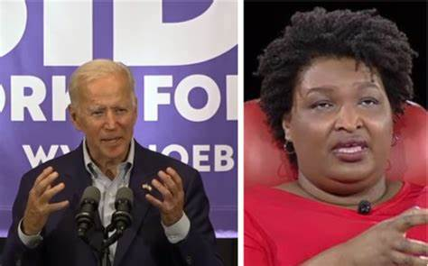 Carlson on Stacey Abrams
