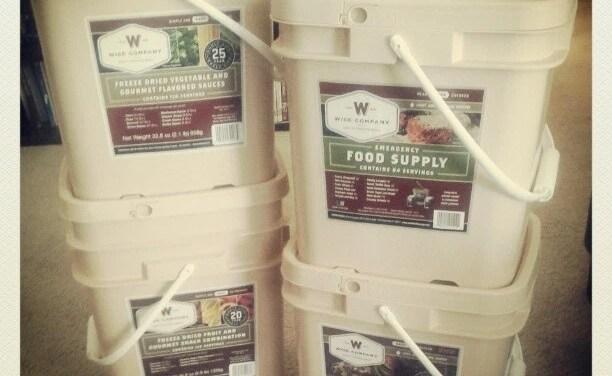 Need Food Storage? Wise Is Back Online