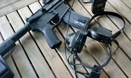 Peltor COMTAC III Tactical Comms Headset Review
