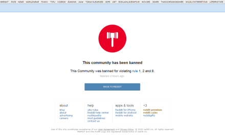 "Reddit Censorship, or ""When Hating Someone for their Identity is Acceptable"""
