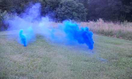 EG18X and EG25 Smoke Grenade Review