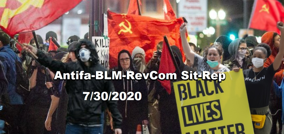 ABR Sit-Rep 1: Local Resistance to Antifa/BLM/RevCom Actions Near Eugene Oregon