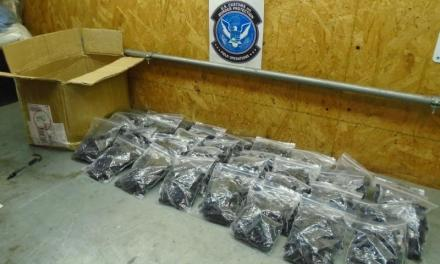 10,800 Assault Weapons Parts Seized by CBP in Louisville
