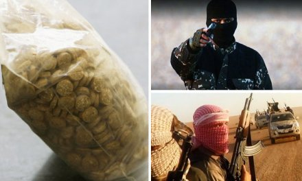 TX2Guns: Mafia buys world record drug stash from ISIS