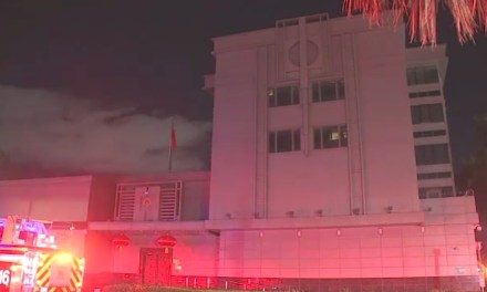 The New Cold War: US Orders Chinese Consulate in Houston Shutdown, Fire Follows