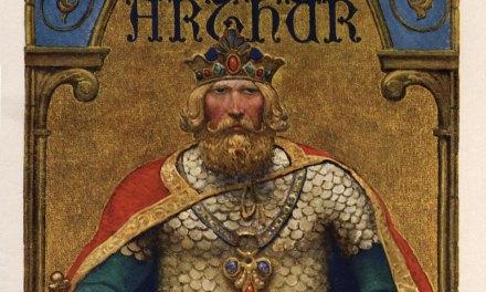The Return of Arthur, by the Vagabond