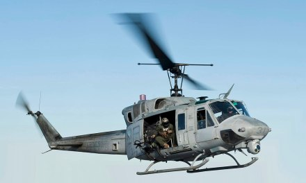 BREAKING NEWS: Air Force Helicopter Shot At Over Virginia