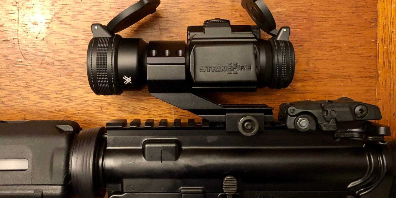 Vortex Strikefire Red/Green Dot Sight Review
