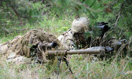 Ghillies And The Modular Molle Ghillie System