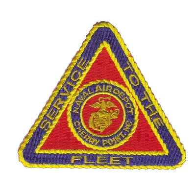 Marine Service to the Fleet Patch