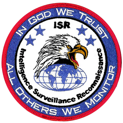 Army Intelligence Surveillance Reconnaissance Patch