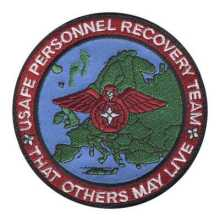 USAFE Personnel Recovery Team