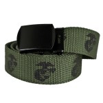 American Patriots Apparel The Eagle Globe and Anchor Web Belt