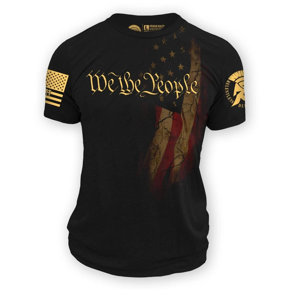 We the People T-Shirt American Patriots Apparel