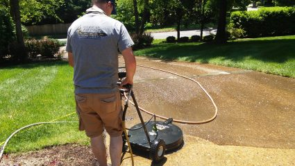 Cleaning Prior to Seal Application