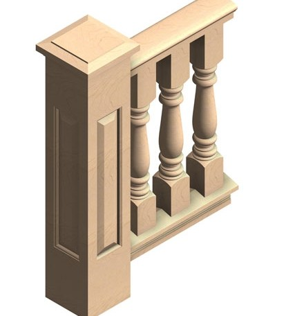 Traditional Wood Porch Spindles Turned Cedar Balusters For Porch   Wood Balusters For Sale   Rail Hardware   Wrought Iron Baluster   Deck Railing Spindles   Stair Treads   Stair Parts