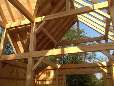 American Post Amp Beam Homes Modern Solutions To