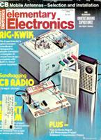 Elementary Electronics - de 1963 a 1981