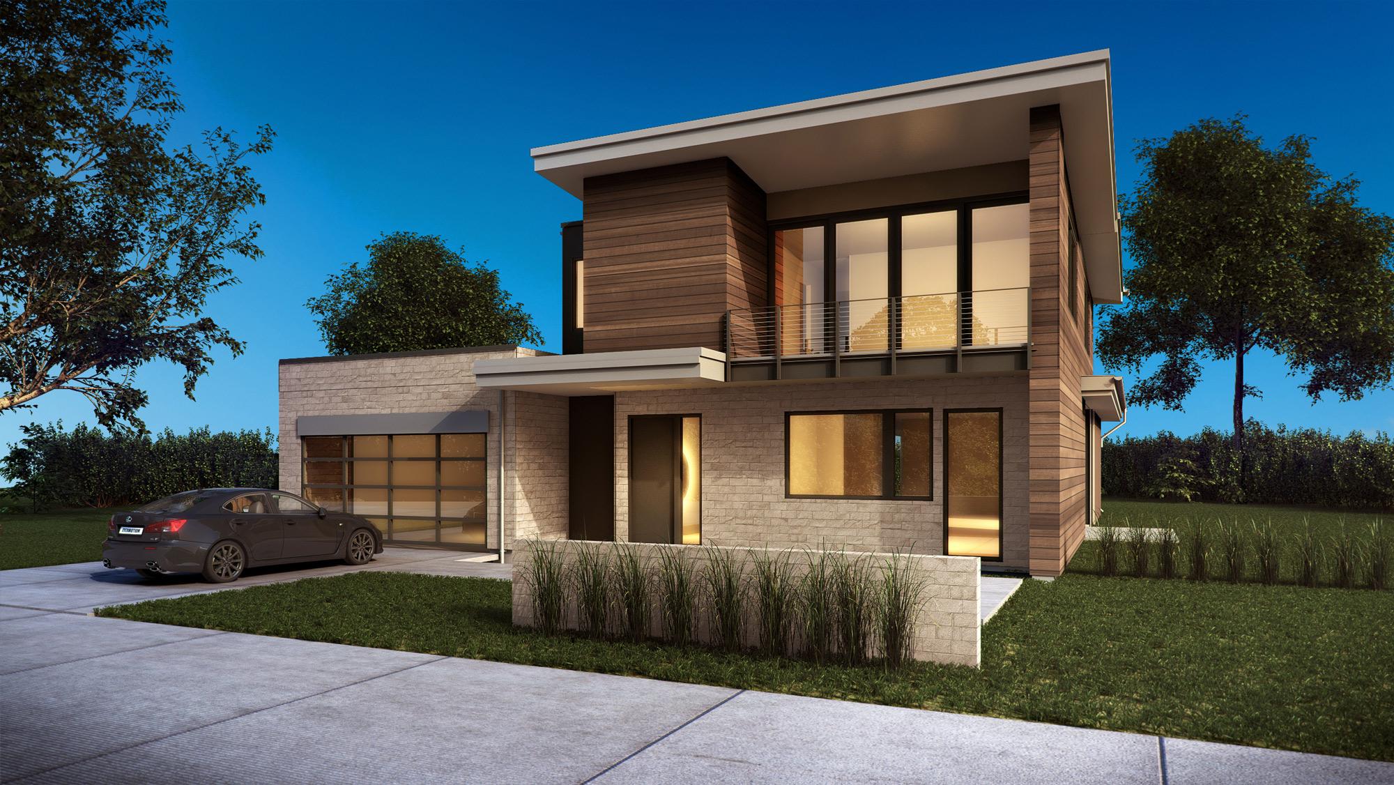 Best Kitchen Gallery: Exterior Renderings By American Render Top Quality 3d Renderings of Luxury Home Renderings on rachelxblog.com