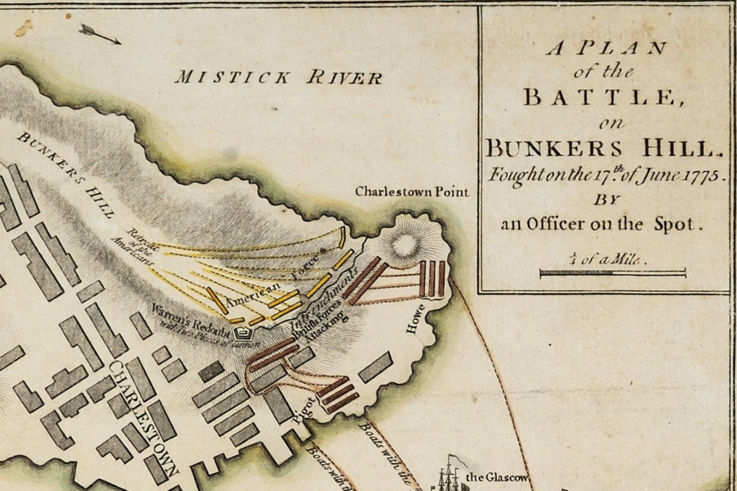 Ten Great Revolutionary War Maps