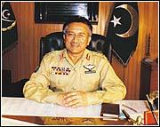 Gen Musharraf