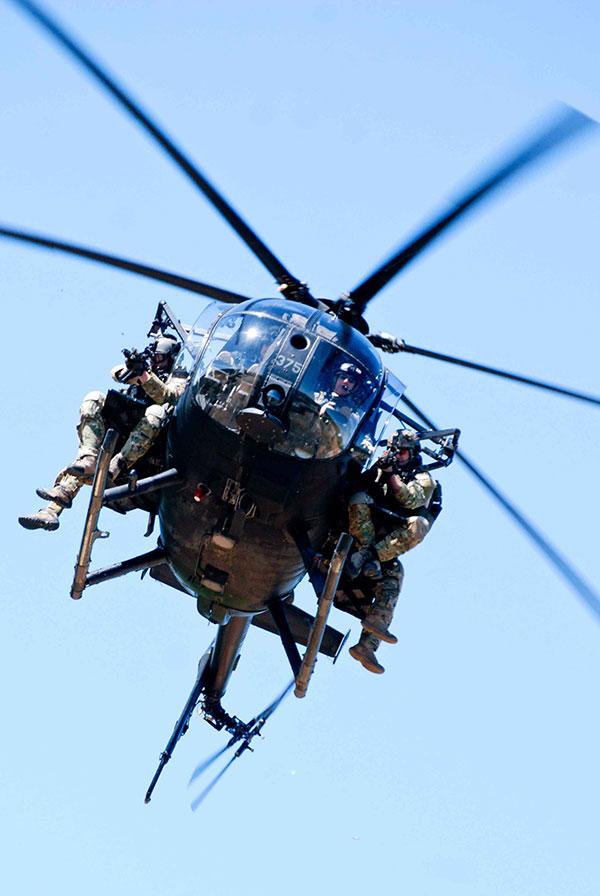 MH-6 - Rangers