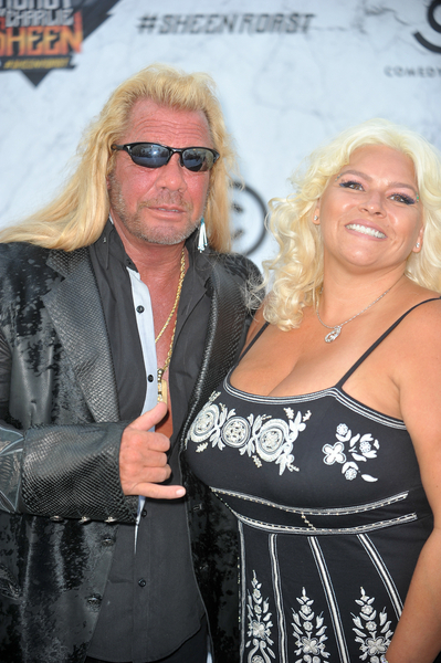 Duane Dog Chapman And Beth Smith Pictures Duane Dog Chapman And Beth Smith Arrive At Comedy Centrals Roast Of Charlie Sheen Held At Sony Studios On