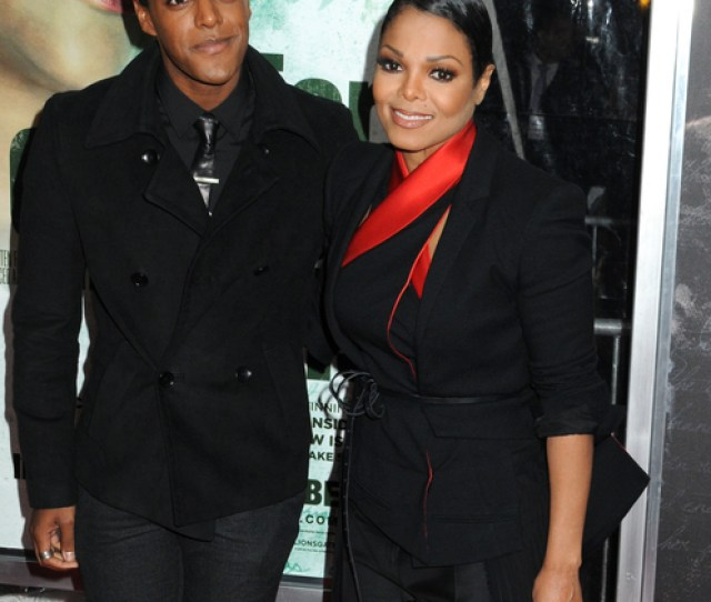 Janet Jackson And Austin Brown Pictures Janet Jackson And Nephew Austin Brown Arrive On The Red Carpet At The For Colored Girls Movie Premiere Held At