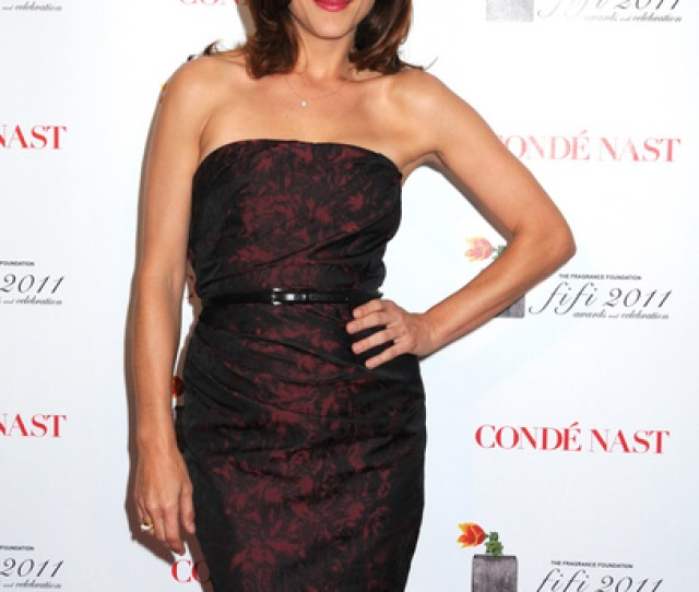 Kate Walsh Pictures Kate Walsh Arrives On The Red Carpet At The 2011 Fifi Awards Held At The Tent At Lincoln Center On May 25 2011 In New York City