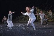 Danny Scheie, Nicholas Pelczar, Lauren English, Dan Clegg and Daisuke Tsuji in A MIDSUMMER NIGHT'S DREAM, running at California Shakespeare Theatre in Orinda, Ca. through Sept. 28 (photo by Kevin Berne)