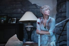 """""""The Birds,"""" adapted by Conor McPherson from Daphne duMaurier, at Cincinnati Shakespeare Company through Nov. 8; pictured: Sherman Fracher (photo by Mikki Schaffner Photography)"""
