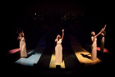 """""""At Last---A Tribute to Etta James,"""" at Black Ensemble Theater in Chicago through Jan. 11."""