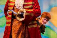 """Peter Pan"" by Carolyn Leigh and Morris Charlap, at New Stage Theatre in Jackson, Miss. through Jan. 18."