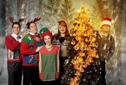 """Second City's Nut-Cracking Holiday Revue,"" at La Jolla Playhouse through Dec. 21."