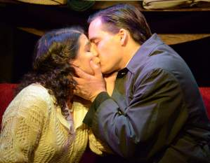 """The Last Night of Ballyhoo"" by Alred Uhry, at the Red Barn Theatre in Key West, Fla., through Jan. 18."