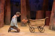 """Into the Woods"" by Stephen Sondheim and James Lapine, at Theater Latte Da in Minneapolis through April 4. (Photo by Heidi Bohnenkamp)"